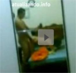Vídeo de uma Repórter da TV Record Fudendo que caiu na net