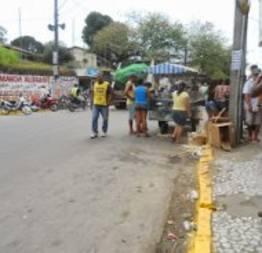 Esculhambação na Barão de Lucena