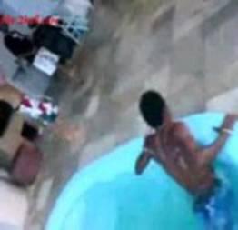 Recife festa com putaria na piscina