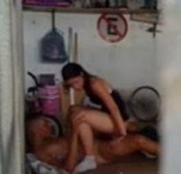 Suruba na casa da Gabyzinha caiu na net