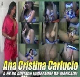 Flagra em Ana Cristina, Ex do Imperador
