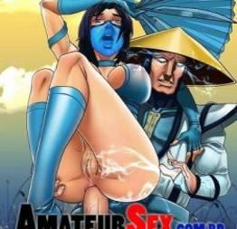 mortal kombat porn Cartoon
