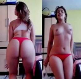 Bia Novinha e Bunduda Faz Video Nua Vazou no WhatsApp Ficou Famosa