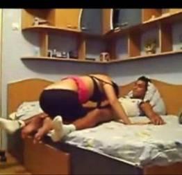 Filmou sexo escondido com prostituta