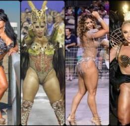Famosas gostosas no carnaval 2018 – bundas mania