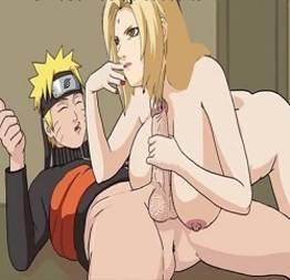 Naruto taradão comendo a gostosa da tsunade