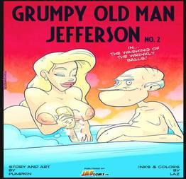 Sr. jefferson #2: o velho tarado e a nora putinha