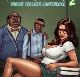 Diretor e aluno fodendo as gostosas do colégio