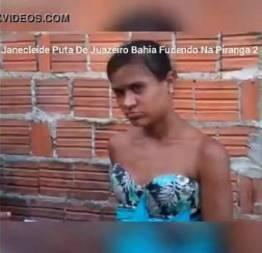Amansou a favelada brava com pirocadas