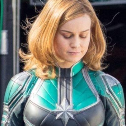 Brie Larson a Capitã Marvel caiu na net pelada