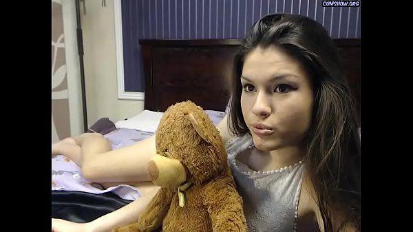Gatinha safada mostando a buceta ~ Novinha Fodendo