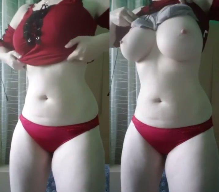 Raquel branquinha boazuda mostrando os peitões deliciosos no whatsapp - Xweblog