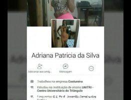 Adriana mulher casada caiu na net fudendo com amante