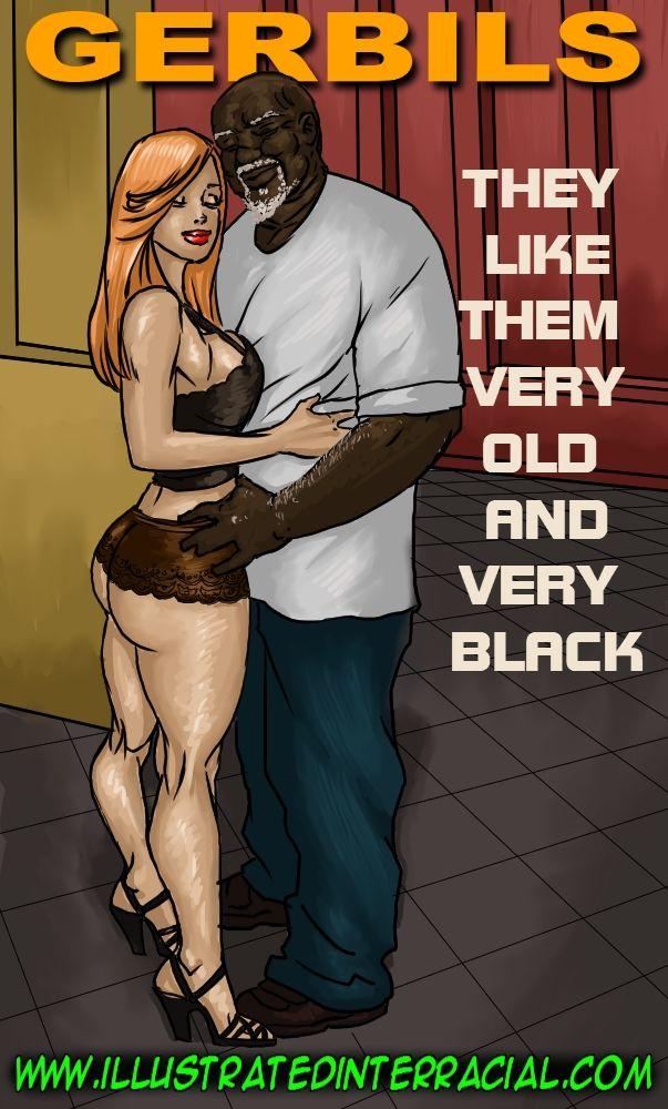 Esposa tarada por uma rola negra