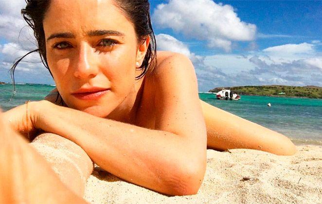 Fotos da atriz Fernanda Vasconcellos nua