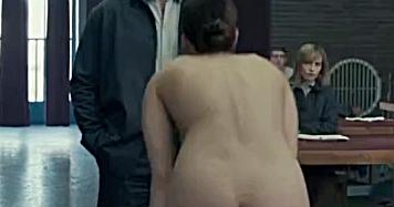 Jennifer Lawrence PELADA em cena de filme