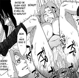 Sasuke fodendo a sakura com força