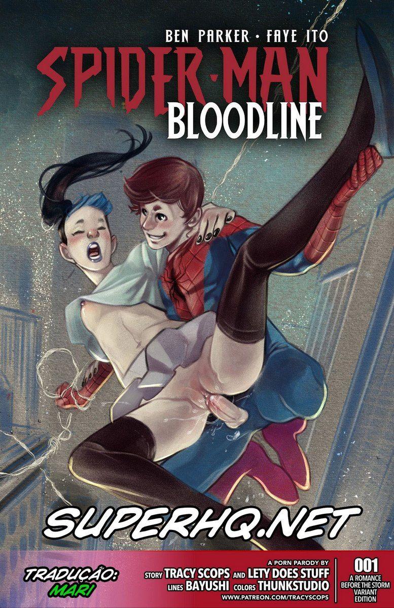 Spider Man Bloodline - HotHentai