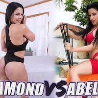 BANGBROS - Battle Of The GOATs: Abella Anderson VS Diamond Kitty - Condor Online