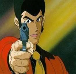 De fã para ídolo: Lupin 3