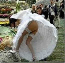 Tem cada fail nos casamentos por aí...