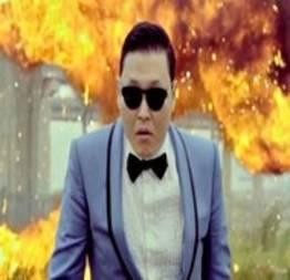 Coreografia de Gangnam Style é cópia de Eguinha Pocotó
