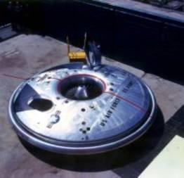 Força aérea dos Estados Unidos desenvolveu disco voador nos anos 1950