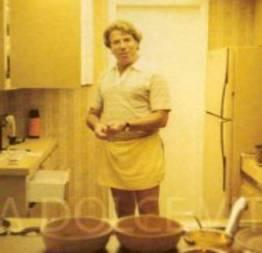 Raridade #2: Silvio Santos na cozinha
