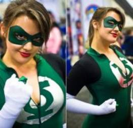 Super-heroínas sexy