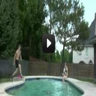 Vasectomia na borda da piscina