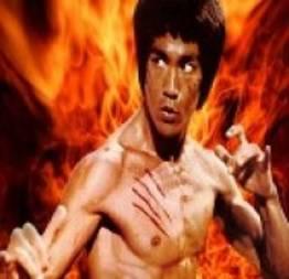 Bruce Lee: como água