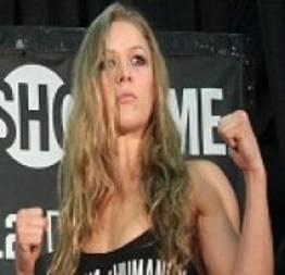 Resumo da melhores lutas de: Ronda Rousey