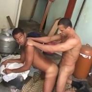 A foda dos cafuçus pauzudos