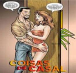 coisas de casal -hq erótica