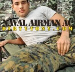 DirtyTony: Naval airman A.C. (Naked marine interview)