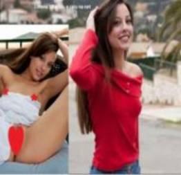 Lorena completou 18 anos, e caiu na net nua/pelada (fotos)