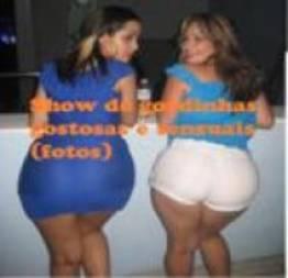 Show de gordinhas gostosas e sensuais (fotos)