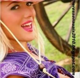 Cowgirl muito safada