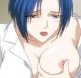 Professora hentai