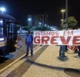 Justiça x justiça na greve dos rodoviários