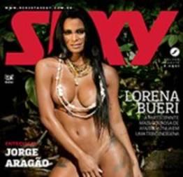 Todas as fotos de lorena bueri na sexy de fevereiro 2015