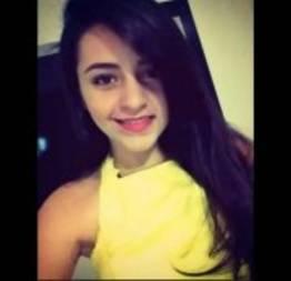 Gabriela Souza novinha de São José de Piranhas PB