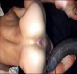 Negão comendo gay novinho