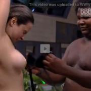 Ana Paula Big Brother Brasil 16 mostrando a buceta e peitos