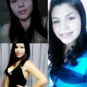 Paola Veiga delicia de novinha Curitibana  se masturbando pro namorado