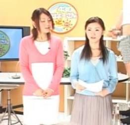 As apresentadoras de tv levando gozadas na cara ao dar notícias