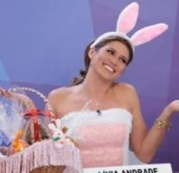 Lívia Andrade pelada com os peitos muito gostosos