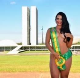 Milena Santos Teixeira esposa ministro do turismo