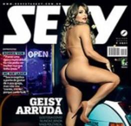 Sexy completa da Geisy Arruda fotos e making of
