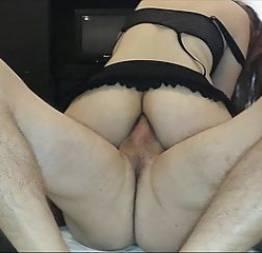 Riding and anal plug - redtube